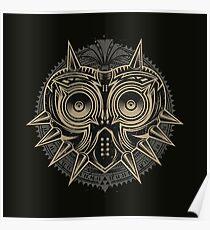 Zelda - Majora's Mask  Poster