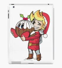 Christmas Link and Kirby iPad Case/Skin