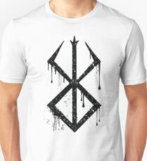 Sacrifice Symbol Black Unisex T-Shirt