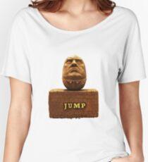 Jump Trumpty Dumpty! Women's Relaxed Fit T-Shirt