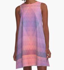 Trigonometry A-Line Dress