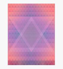 Trigonometry Photographic Print