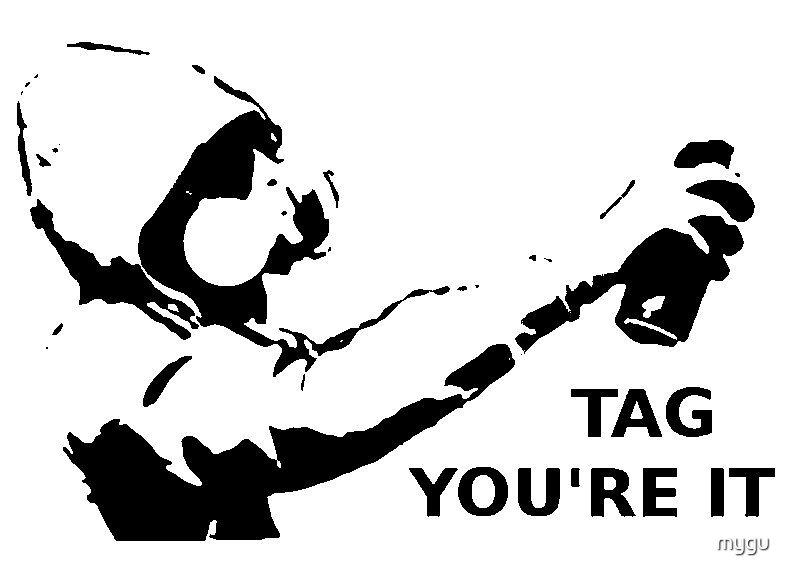 Tag You're It by mygu