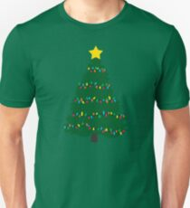 Christmas Tree Unisex T-Shirt