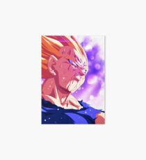 Vegeta Art Board