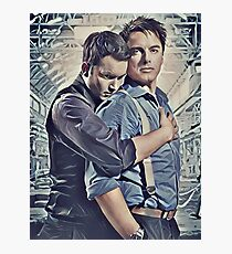 Little Ditty 'Bout Jack and Ianto Photographic Print