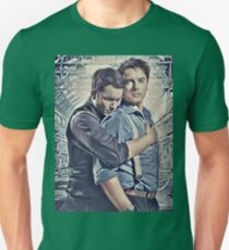 Little Ditty 'Bout Jack and Ianto Unisex T-Shirt