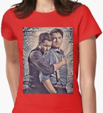 Little Ditty 'Bout Jack and Ianto Womens Fitted T-Shirt