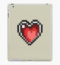 3D PIXEL - Hearts iPad Case/Skin
