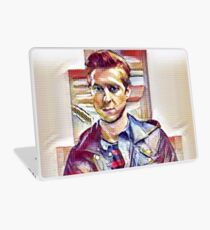 The Man Who Waited Laptop Skin