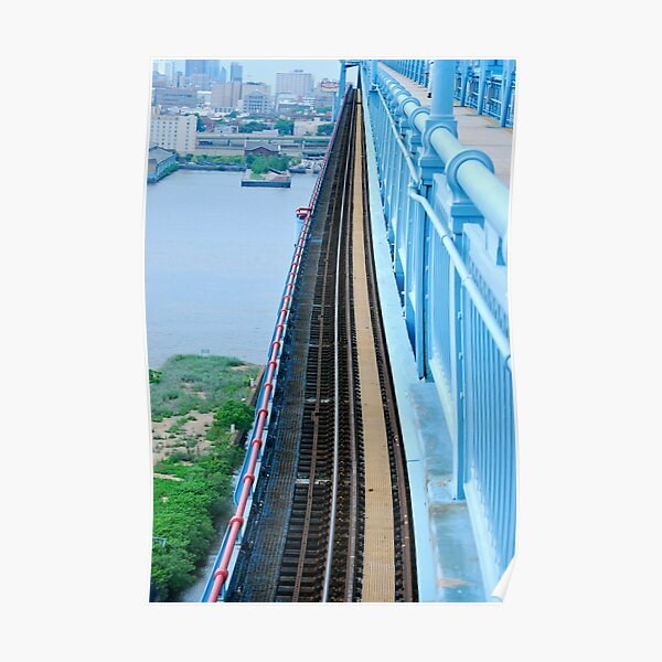 track to nowhere ( Bridge series)  Poster
