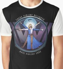 Westworld - Salvation Comes from Within Graphic T-Shirt