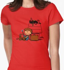 Fantastic Peanuts Women's Fitted T-Shirt