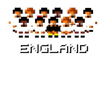 England - A Sensible Soccer Tribute by CheatCode