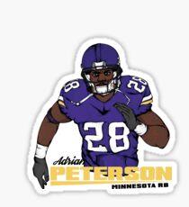 Adrian Peterson Sticker