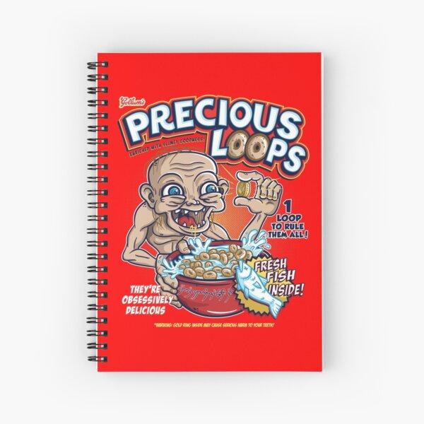 Precious Loops Spiral Notebook