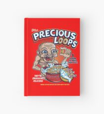Precious Loops Hardcover Journal