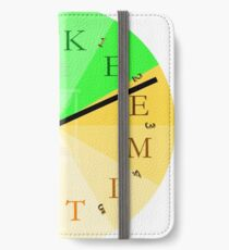 Take Your Time iPhone Wallet/Case/Skin