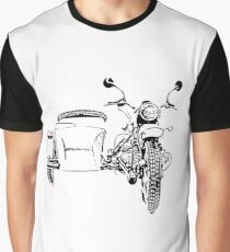 Sidecar motorcycle Graphic T-Shirt
