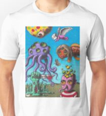 Trippy Slim Fit T-Shirt