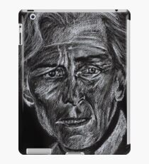 Peter Cushing - Horror Star iPad Case/Skin