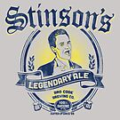 Stinson's Legendary Ale by CoDdesigns