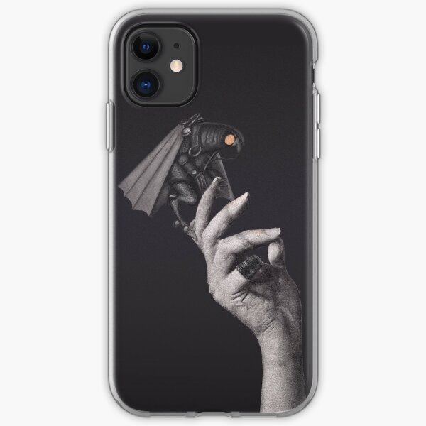 No, but I'm afraid of you iPhone Soft Case