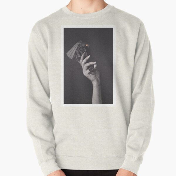No, but I'm afraid of you Pullover Sweatshirt
