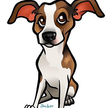 Miso (Beagle) by binarygod