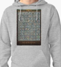 """Fallout 4 """"Perk Chart"""" Pullover Hoodie"""