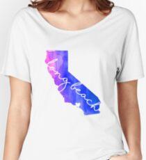 Long Beach Women's Relaxed Fit T-Shirt