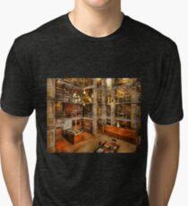 Library - A literary classic 1905 Tri-blend T-Shirt