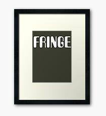 Fringe Framed Print