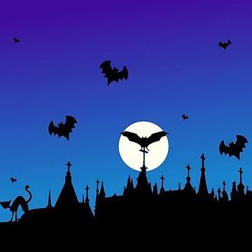 Night of Halloween by Fl0werdauqhter