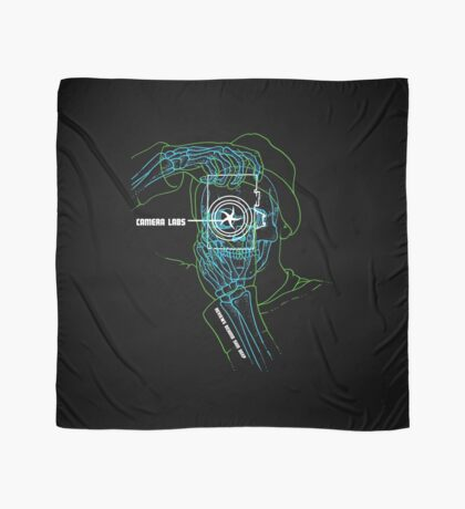 Cameralabs Photography X-Ray Scarf