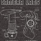 Cameralabs Photography and Coffee (White artwork) by Gordon Laing
