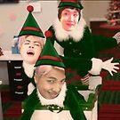 BTS Christmas Elf Meme  by mordowin