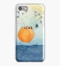 James and the Giant Peach iPhone Case/Skin
