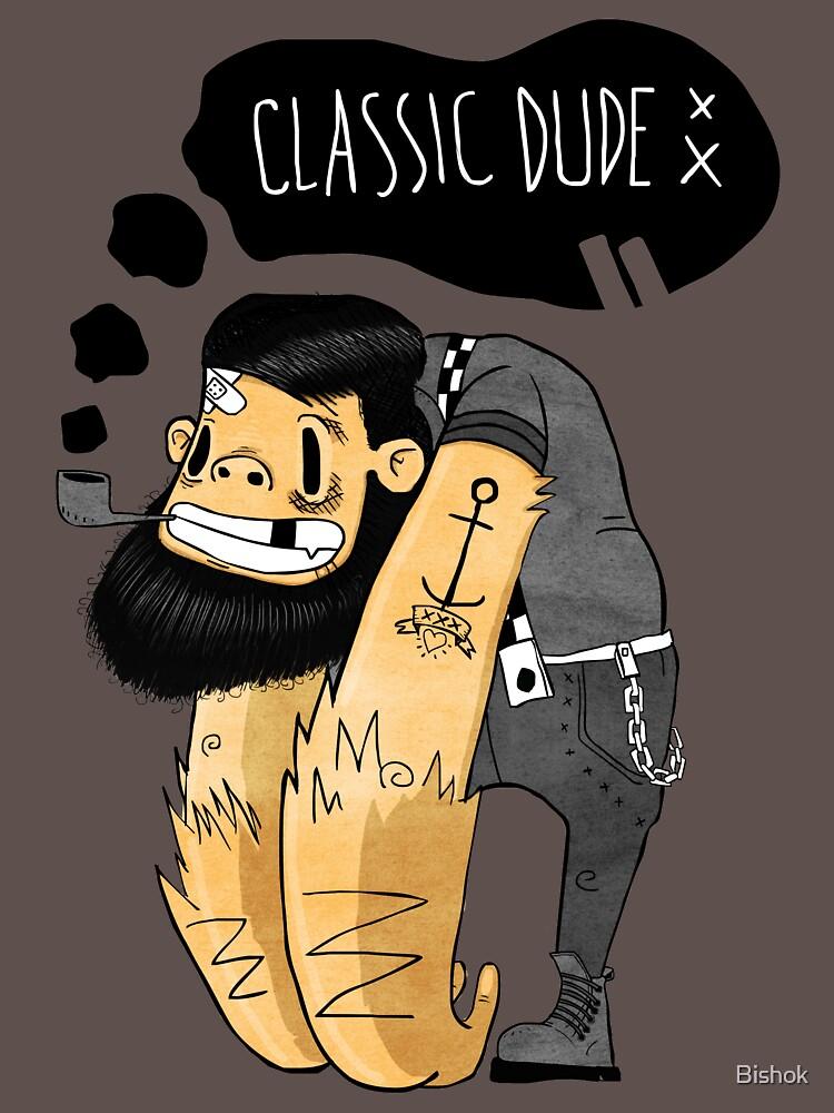 Classic dude | Unisex T-Shirt