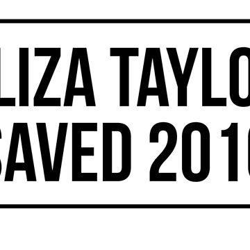 ELIZA TAYLOR SAVED 2016 by localfandoms