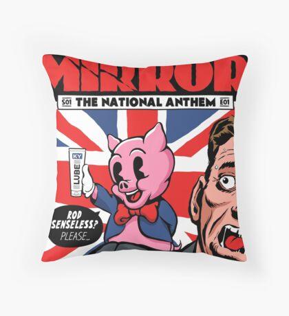 Anthem Throw Pillow