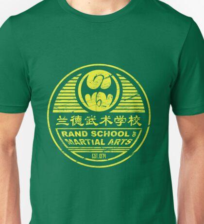 Rand School of Martial Arts Grand Opening Unisex T-Shirt
