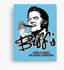 Biff's Hotel and Casino Canvas Print