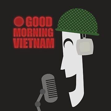 Good Morning Vietnam! by Kingdomkey55
