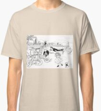 Nellie The Octopus Classic T-Shirt