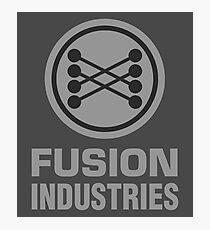 Fusion Industries - Back to the Future Photographic Print
