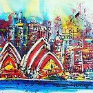 Delightful Sydney by Wendy Eriksson