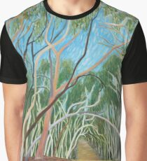 Old Coach Road, With Gums Graphic T-Shirt