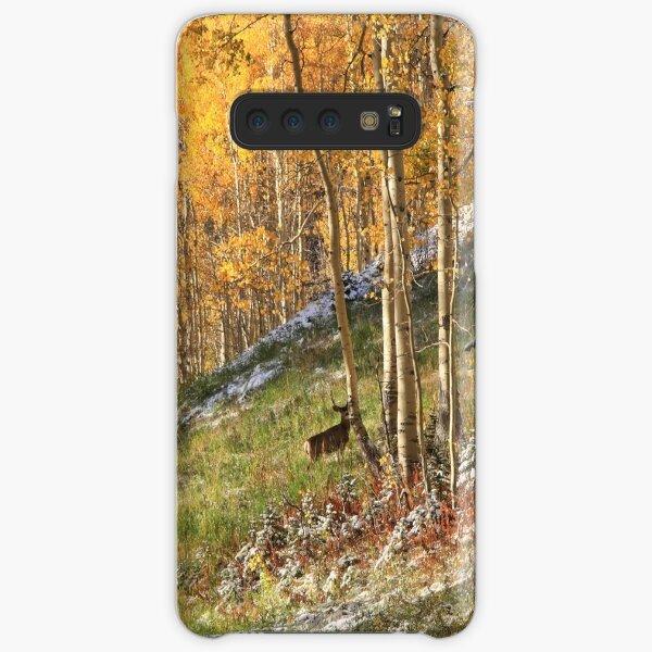 Autumn's Blessing Phone Case Samsung Galaxy Snap Case
