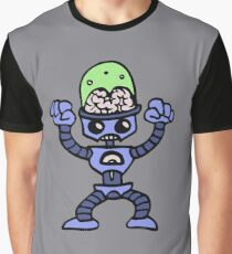 robot android funny Graphic T-Shirt